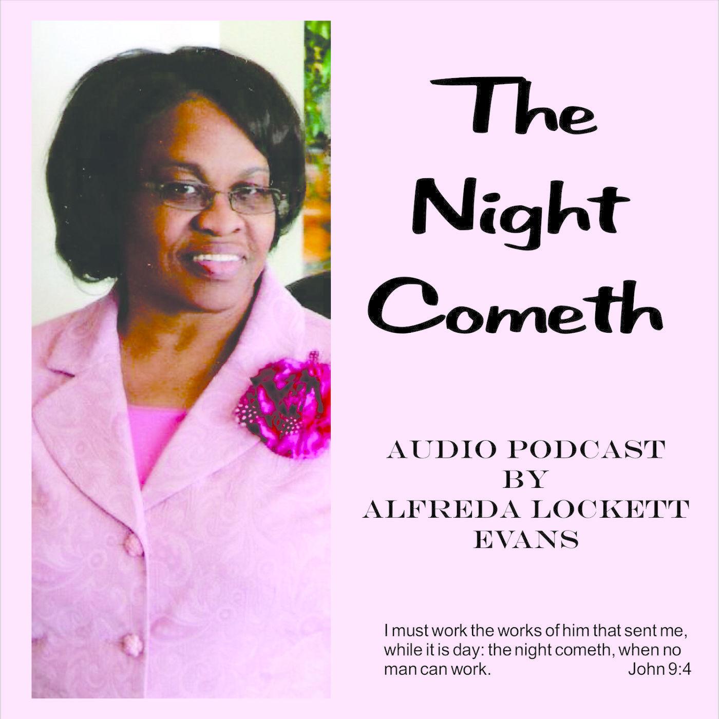 Alfreda Evans' Podcast